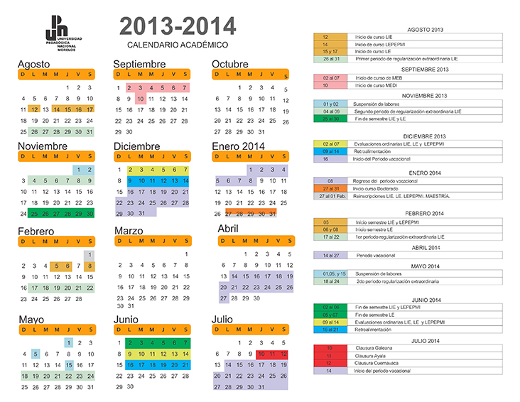 Calendario Sep 2013 2014, Calendario Sep 2012 2013, Calend%c3%a1rio ...